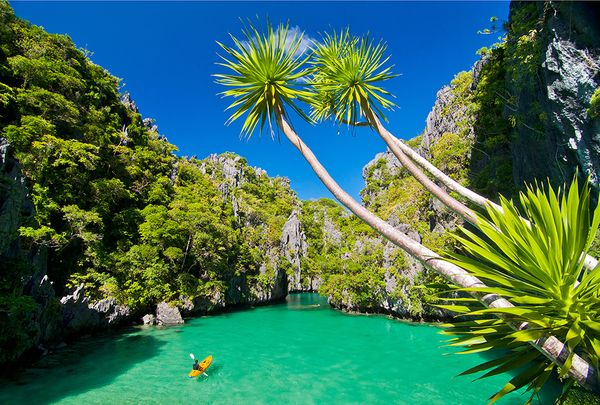 Palawan Boracay nicest beaches in Philippines mongering