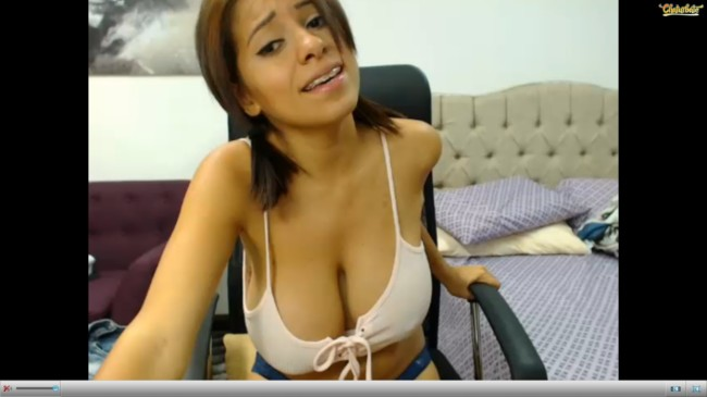big natural tits cam
