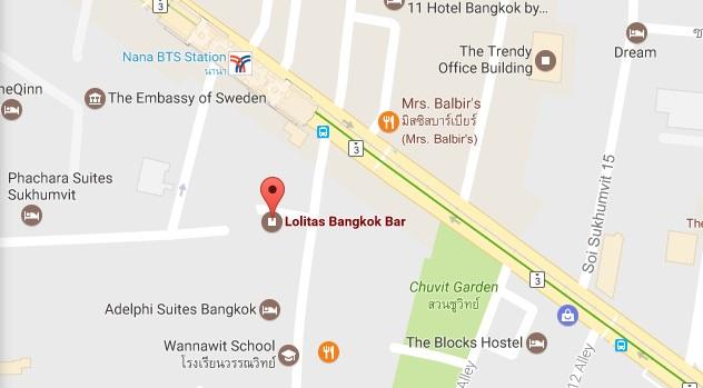 Sexy girls Lolitas Soi 8 Bangkok blowjob bar oral sex service