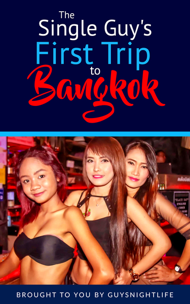 Bangkok red light districts Soi Cowboy handjob bars