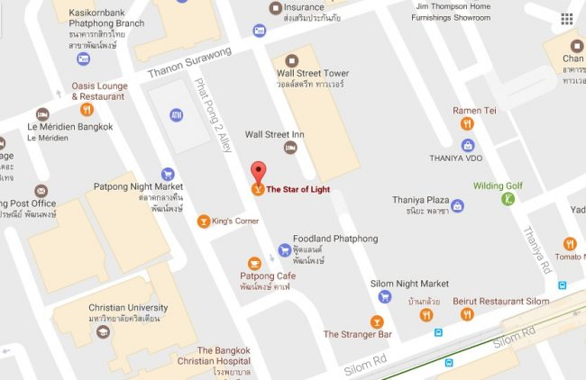 Review Star of Light location map girls prices blowjobs