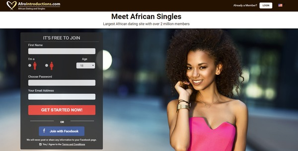 Meet sexy African girls online dating site