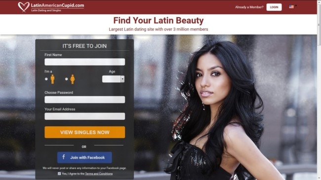 Meet sexy Latina girls with perfect dating site profile