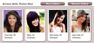 Meet Vietnamese women online seeking expats