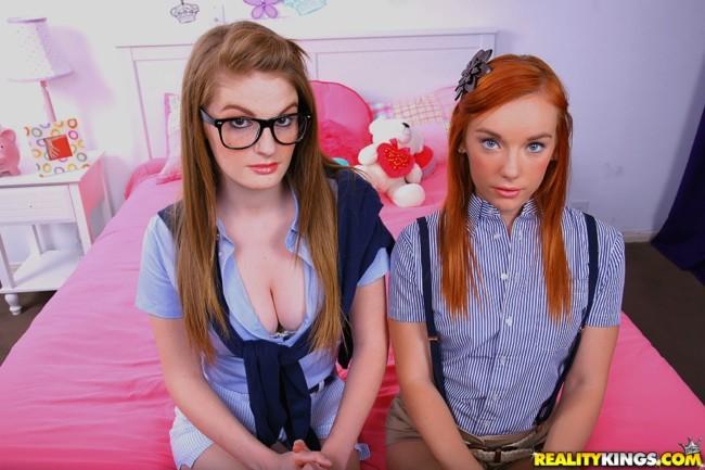 Into redhead porn female teen girls bend