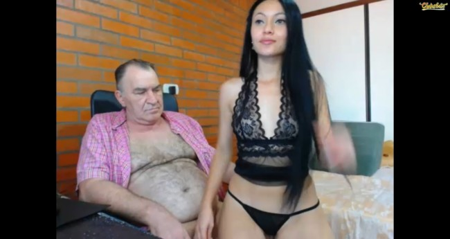 Old man meeting sexy Filipina girls hook up get laid
