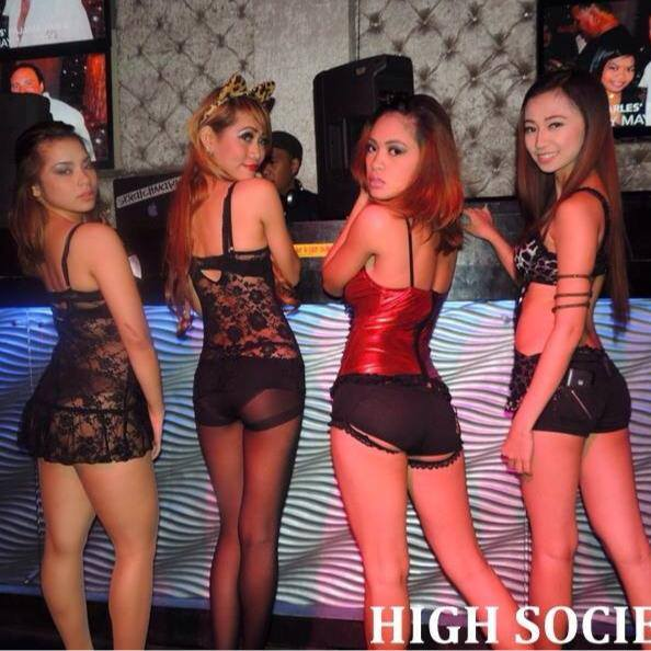 Review Angeles City High Society prostitute pick up bar