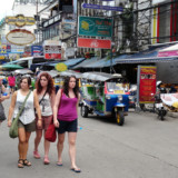 Girls & Sex On Khao San Road In Bangkok