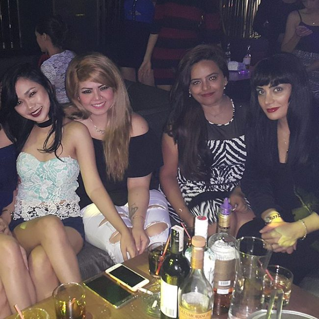 Nightclubs and bars to meet slutty Kuala Lumpur women for sex