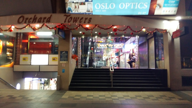 Orchard Towers Singapore prostitutes Geylang Road