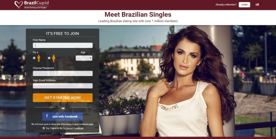 Dating site to get laid in South America meet women online
