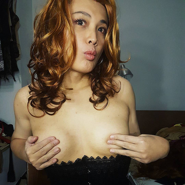 Transsexuals Manila Mixed Nuts bikini ladyboy bar Burgos Street