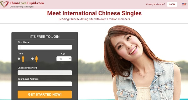 Leading Chinese Dating Site With Over 1 Million Members