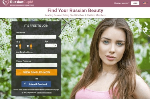 Best online dating site to meet sexy Russian girls online